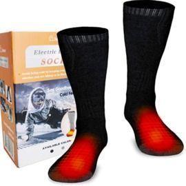 Heated Cotton Socks