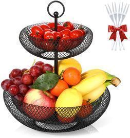 2 Tier Fruit Bowl