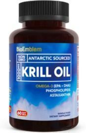 Antarctic Krill Oil Supplement