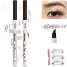 Eyebrow Tattoo Pen Kit, 2 Pack