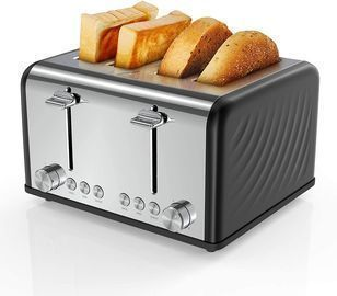 Toaster with Extra Wide Slots