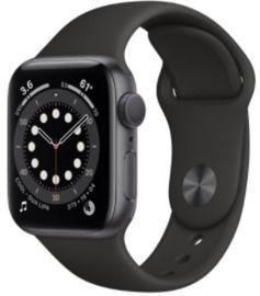 Apple Watch Series 6 GPS - 40mm Space Gray