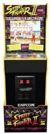 Arcade1Up Street Fighter II Legacy Edition Cabinet (Pre-Order)