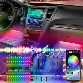 LED Car Lights Kit 6PCS