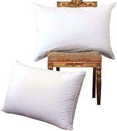 Goose Down Feather Pillows - 2 set