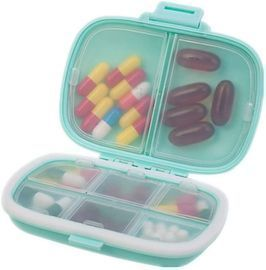 Portable Pill Case