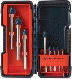 Bosch GT400 5/16 Carbide Tipped Drill Bit Set