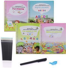 Handwriting Calligraphy Letter Drawing Copybook Set