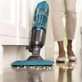 Exclusive! Bissell Symphony Plus All-in-One Vac and Steam Mop + Accessories