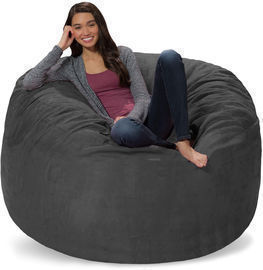 Comfy Sacks 5-foot Memory Foam Bean Bag Chair