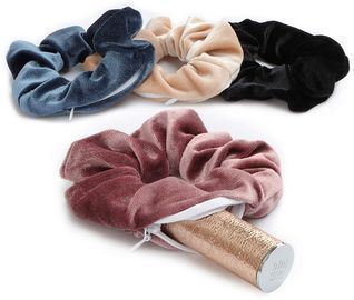 4 Pcs Hair Scrunchies