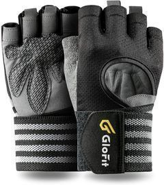Professional Padded Weight Lifting Gloves