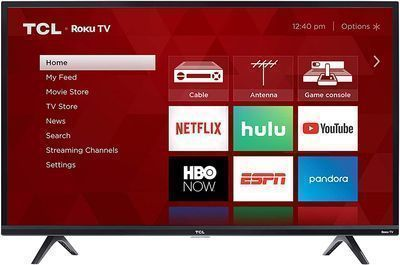 TCL 40S325 40 1080p LED HD Roku Smart TV