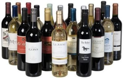 Winter Classics: 20 Perfect Winter Wines Case
