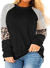 Plus Size Long Sleeve Tops
