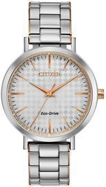 Citizen Drive From Eco-Drive Women's 36mm Two-Tone Stainless Steel Bracelet Watch