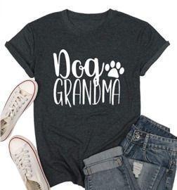 Dog Grandma T-Shirt