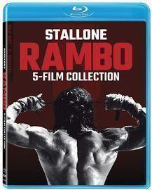 Rambo 1-5 [Blu-ray Collection]