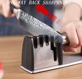 4-Stage Chef Kitchen Knife Sharpener