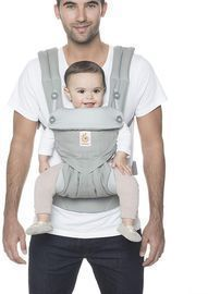 Ergobaby 360 All-Position Baby Carrier with Lumbar Support