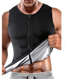 Men Sauna Sweat Vest