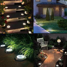 5pack Solar Landscape LED Lights