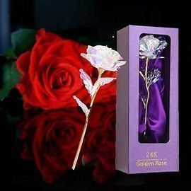 Valentines Rose Gift