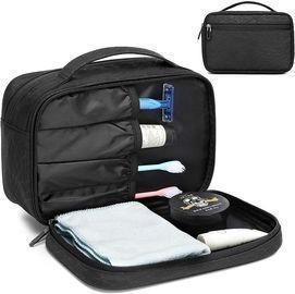 Toiletry Bag and Makeup Bags