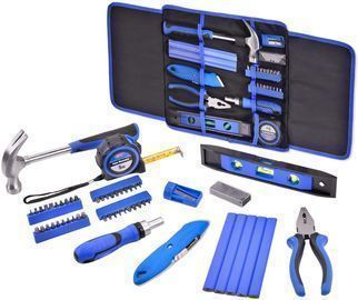 58 Piece Home Hand Tool Kits