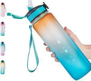 32oz Leakproof Water Bottle