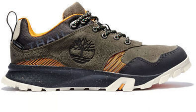 Timberland Men's Garrison Trail Waterproof Mid Hiking Boots