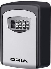 ORIA 4 Digit Combination Lock Box
