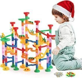 Marble Run Set - 163 Pieces