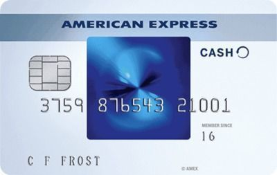 Blue Cash Everyday® Card from American Express | 20% Back on Purchases at Amazon.com for 1st 6 Months