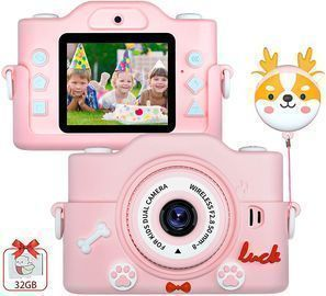 Anti-Drop Kids Digital Camera