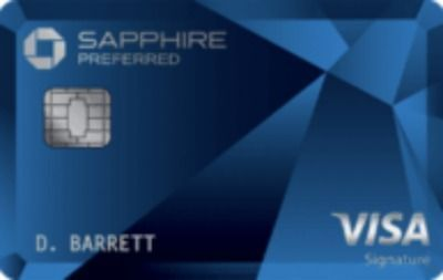 Chase Sapphire Preferred Card | Earn 60K (Worth $750) Ultimate Rewards Points w/ $4K in 3 Months
