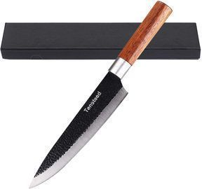 Chef Knife with Ergonomic Handle