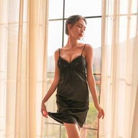 Lingerie Lace Nightgown