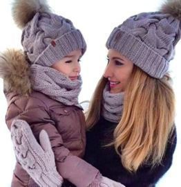 Mother&Baby Hat