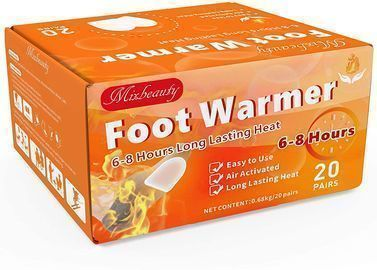 Air Activated Foot Warmers