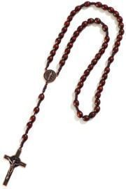 Handmade Wooden Catholic Rosaries