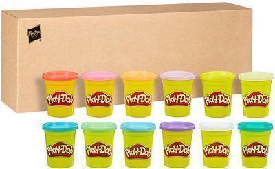Play-Doh Bulk Spring Colors 12-Pack