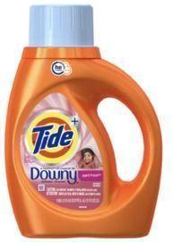 Tide Liquid Laundry Detergent, 37fl oz