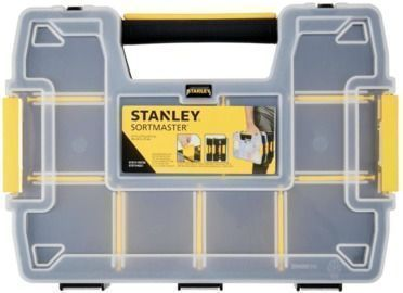 Stanley SortMaster Storage Organizer w/ 8 Compartments