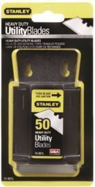 Stanley Steel Heavy Duty Blade Dispenser with 50 Blades