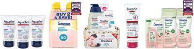Skin Care Savings