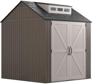 Rubbermaid 7x7-Foot Resin Storage Shed