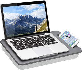 LapGear Sidekick Laptop Lap Desk w/ Phone Holder