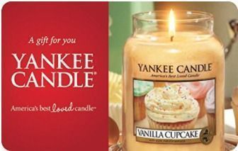$50 Yankee Candle Gift Card - Email Delivery