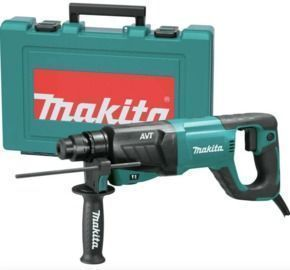Makita 1 AVT SDS-Plus D-Handle Rotary Hammer (Refurbished)